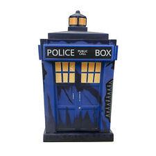 "TITANS DOCTOR WHO TRENZALORE TARDIS 8"" VINYL FIGURE BRAND NEW COMIC CON"