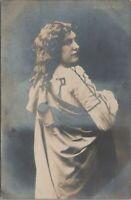 RPPC Postcard Geraldine Farrar American Soprano Opera Singer