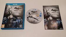 Batman Arkham City Armoured Edition (Nintendo Wii U) European Version PAL