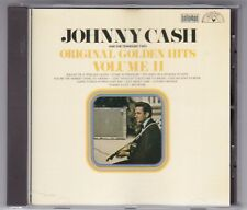 JOHNNY CASH  AND THE TENNESSEE TWO - ORIGINAL GOLDEN HITS VOL. 2/ CD SUN GERMANY