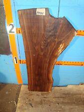 """# 8994   7/8"""" THICK  black walnut Live Edge Slab lumber KILN DRIED"""