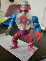 Vintage He-man Masters of the Universe ROBOTO Robot MOTU Action Figure