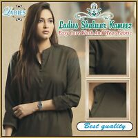 Easy Care Fully Stitched Ladies Shalwar Kameez Pakistani Indian kurta Salwar