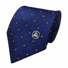Masonic Regalia Silk Tie with Royal Arch Triple Tau Mens Necktie