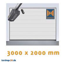 Hörmann Sektionaltor LPU 42 3000x2125 Mm Garagentor RenoMatic
