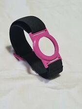 Freestyle libre 2 Supporto sensore fascia mare estate diabete glicemia rosa