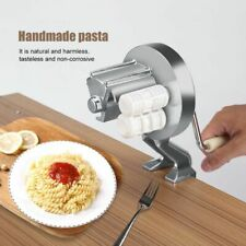 Aluminium Alloy Pasta Maker Noodle Press Machine Manual Food Making Equipment