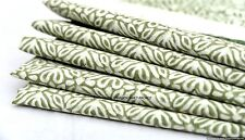 Indian Cotton Block Printed Voile Fabric Supply Craft Dressmaking By 2.5 Meter