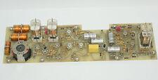 PCB Board with UA709HC, Motorola MC1748G, MC1741CG, EROMAK, Siemens MKL