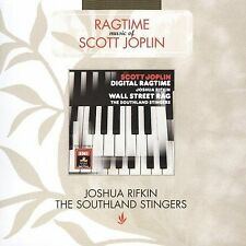 Rifkin, Joshua : Ragtime: Music of Scott Joplin CD