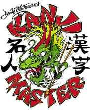 Artool Freehand Kanji Master MIni Airbrush Stencil Set of 6 by Dennis Mathewson
