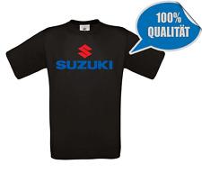 Suzuki T-Shirt 100% Baumwolle