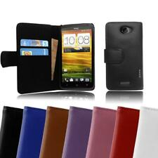 Handy Hülle für HTC ONE X / X+ Cover Case Tasche Etui glatte Oberfläche