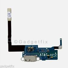 US OEM Samsung Galaxy Note 3 N900A USB Charger Charging Dock Port Mic Flex Cable