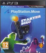 Gioco Playstation Move starter disc italiano Ps3