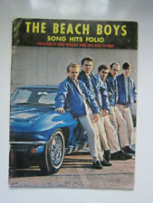 Beach Boys Song hits folio songbook 1964
