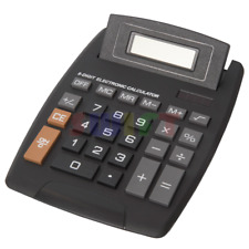 Desktop Calculator 8-Digit Office Business Home Standard Solar Big Large Display