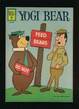 YOGI BEAR #6 DELL COMICS JANUARY 1962 VINTAGE COMIC **UNPRESSED**