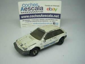 1/64 Matchbox USADO USED REF 132 Volvo 480 ES 1/57  cochesaescala