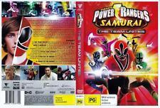 *Saban's Power Rangers Samurai - The Team Unites*   DVD
