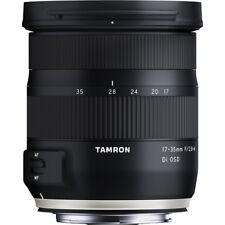 New TAMRON 17-35mm f/2.8-4 DI OSD Lens for CANON EF (A037)