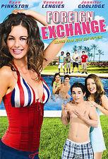Foreign Exchange (2008) Vanessa Lengies, Ryan Pinkston DVD Like New