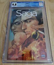 Saga #1 (RRP Edition) CGC 9.8 Image Comics