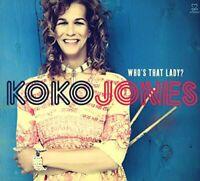 Koko Jones - Whos That Lady [CD]