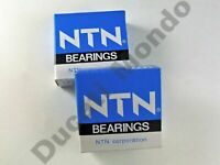 NTN front wheel bearings pair for MV Agusta F4 Brutale 98-09 750 910 1000 1078