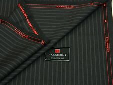HARRISONS OF EDINBURGH 'MYSTIQUE' ALL WOOL SUITING FABRIC 2.48METRES