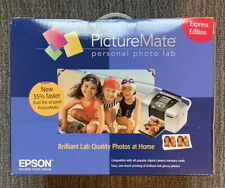 Epson PictureMate Express Edition Personal Photo Lab BRAND NEW SHIPS TODAY!
