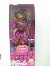 Halloween Haunt 2011 Barbie Doll Witch Costume With Broom