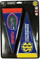 SEC Conference Mini Pennant Set All 14 Teams Plus One SEC Pennant 15 Total NEW