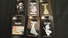 Brand new Disney parks pins set of 6