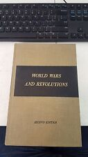 World Wars and Revolutions - The Course of Europe Since 1900 - Second Edition Ha