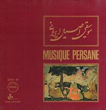 VARIOUS – MUSIQUE PERSANE (1984 VINYL LP FRANCE)