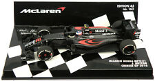 Minichamps McLaren Honda MP4-31 Chinese GP 2016 - Jenson Button 1/43 Scale