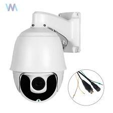 Waterproof HD Outdoor 1080P 18X ZOOM IR-CUT PTZ CCTV Security 4in1 AHD Camera IR