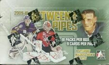 2009-10 ITG BETWEEN THE PIPES SEALED HOCKEY BOX