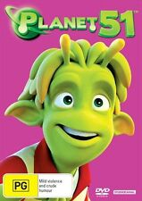 PLANET 51 : NEW DVD