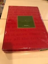 Kate Spade ALL THE TRIMMINGS Tablecloth 60 X 102