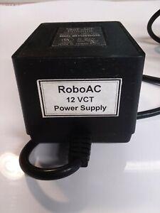 RoboAC 12VCT 3.3A 60Hz 60W Power Supply Condor PS664012CG 120V