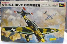 Revell 1/32 STUKA Dive Bomber Junkers Ju 87B H-153