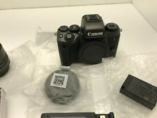 Canon EOS M5 24.2MP Digital SLR Camera with 15-45mm EF-M Kit Lens