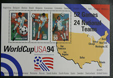 TIMBRES FOOTBALL : BLOC FEUILLET USA / WORLD CUP 1994 NEUF