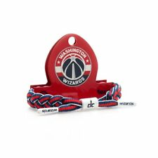 Rastaclat NBA Washington Sorcier Basketball Sports Lacet de Chaussure Bracelet