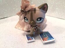 Littlest Pet Shop Clothes LPS Accessories CUSTOM Outfit Stylish NO CAT/DOG