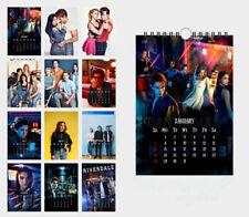 Riverdale Jughead Archie Andrews Veronica (29*20cm) 12 sheets wall calendar