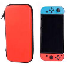 Maletín de Transporte para Nintendo Switch, Funda Protectora Roja n231