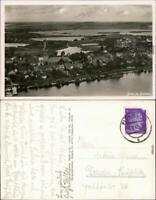 Ansichtskarte Plön Luftbild, Fliegeraufnahme 1932